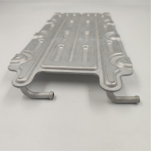 Heat Sink Plate Replacements Aluminum Water Cooling Plate for Central Water Cooling