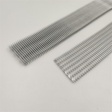 3003 Brazing Stock Aluminum Fin Strip for Radiator Car Heat Sink