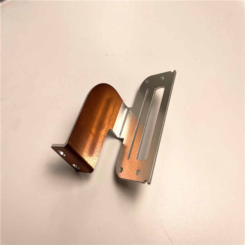 Easy Welding High Strength High Purity Oxygen Free MWT Solar Power Parts Multi Metal Composite Material