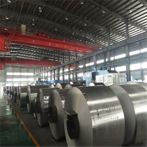 Anodized Powder Coating Cladding Alloy Aluminum Coil for Industry Heat Exchanger / Condenser / Radiator / Evaporator