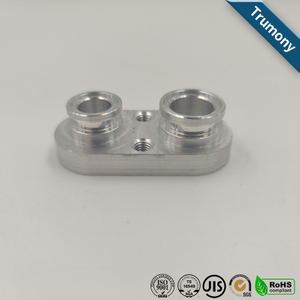 EV Car Used Machining CNC Aluminum Tube End Cap