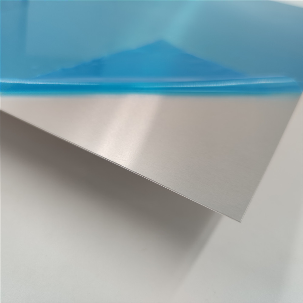 Aluminum Flat Surface High Quality Planeness Suitable 3C Products Aluminium Sheet
